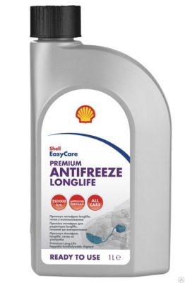 Shell Premium Antifreeze Longlife