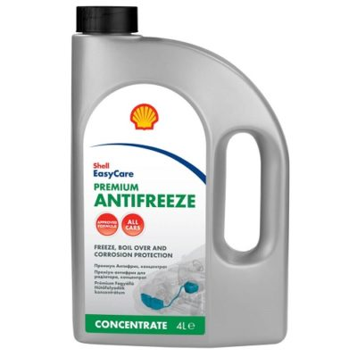 Shell Premium Antifreeze